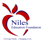 Logo for the Niles Education Foundation